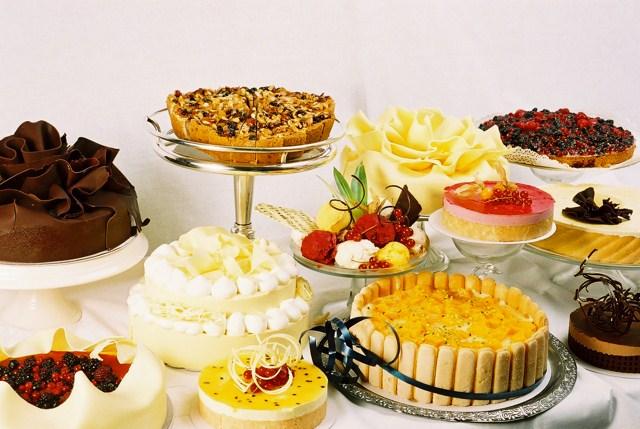 Grand Dessert buffet Party Regelaar