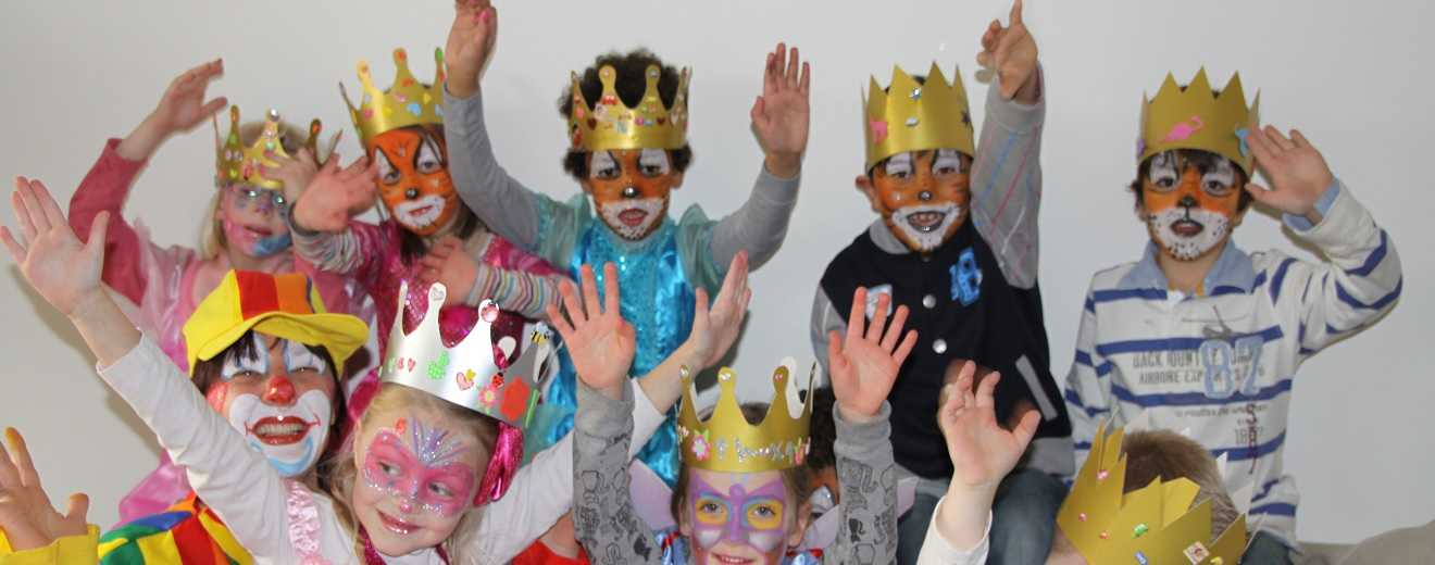 Party Regelaar Slider Kinderfeest