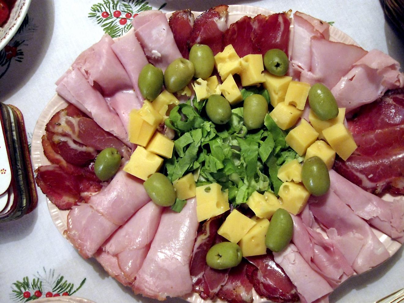 Party Regelaar Spaanse Ham Olijven