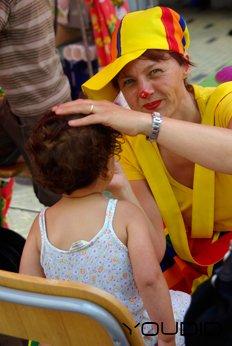 Party Regelaar Fotograaf Clown Entertainment